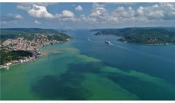 Çamura Bulanan İstanbul Boğazı Havadan Görüntülendi - BLOG - BAZDRONE | Drone Kiralama Servisi | Aerial Cinematography Equipment | bazdrone.com